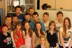 Майская группа-2012
