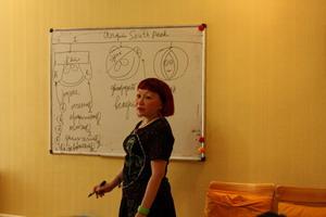 Наталья Романова. Демонстрация алгоритма Предлоги-братья