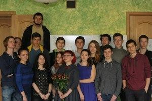 Группа подготовки к ЕГЭ 2015