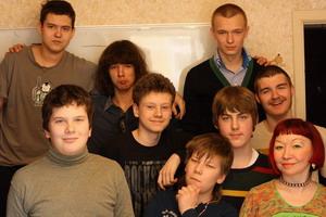 Выездной курс в Москве