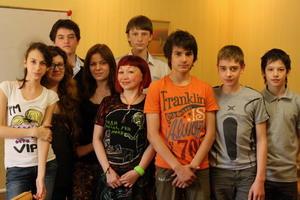 Выездной курс в Ростове-на-Дону весной 2012 г.