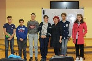 Выездной курс в Калининграде, апрель-2016, средняя группа