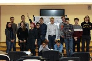 Выездной курс в Калининграде, апрель-2016, старшая группа