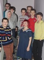 Выездной курс в Калининграде, ноябрь 2015, средняя группа