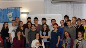 Выездной курс в Калининграде, ноябрь 2015, старшая группа
