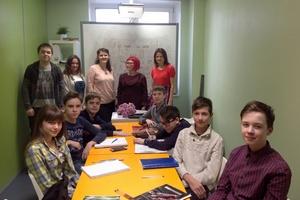 Выездной курс в Казани, февраль-2017