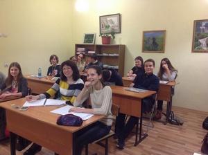 Выездной курс в Кемерово, ноябрь-2016