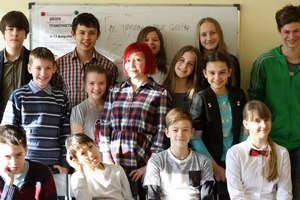 Выездной курс в Кемерово, февраль 2016 средняя группа