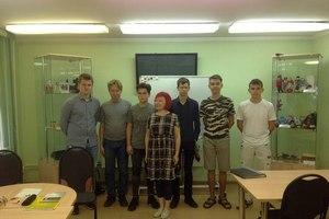 Выездной курс в Кирове, август-2017, старшая группа