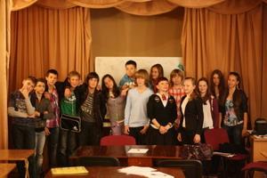 Августовские группы-2012