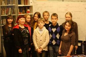 Октябрьские группы-2012