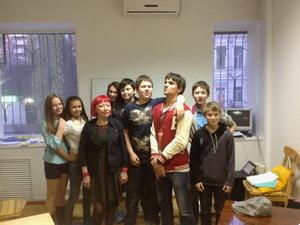 Выездной курс в Ростове-на-Дону в 2013