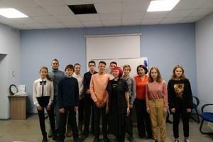 Выездной курс в Саратове. Ноябрь-2018