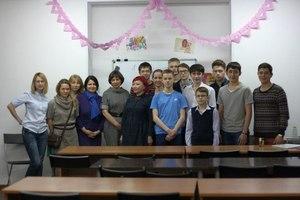 Выездной курс в Томске, февраль 2016, старшая группа